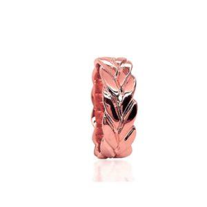 wedding band ring №312 rose