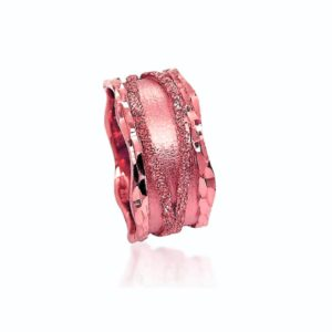 wedding band ring №408 rose