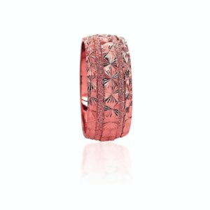 wedding band ring №412 rose
