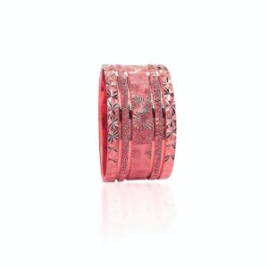 wedding band ring №414 rose