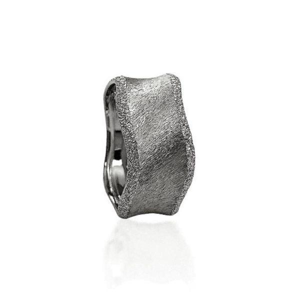 wedding band ring №421 white