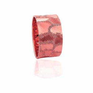 wedding band ring №426 rose