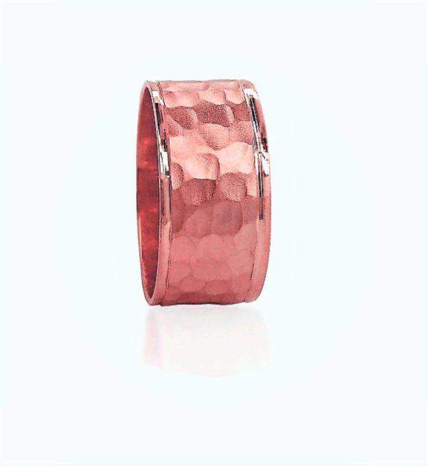 wedding band ring №509 rose