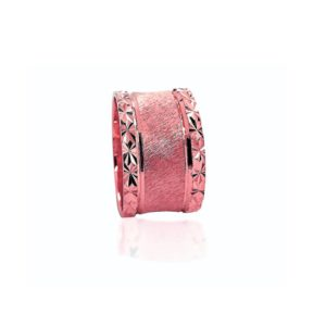 wedding band ring №520 rose