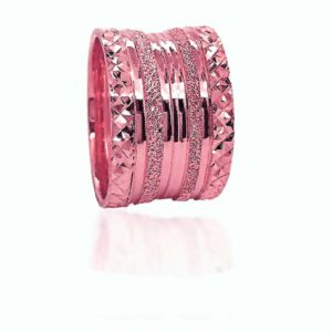 wedding band ring №521 rose