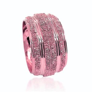 wedding band ring №604 rose