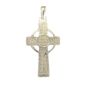 celtic cross embossing Сatholic