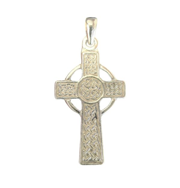 celtic cross embossing Сatholic