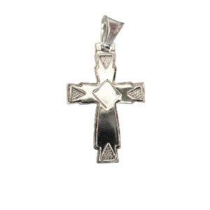 cross triune wide catholic