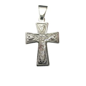 ornamental Greek Catholic cross