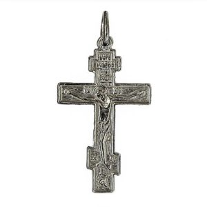 eight pointed right cross crucifix