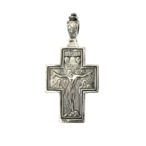 cross crucifix orthodox Holy Virgin