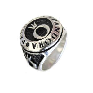 Pandora fan ring unisex 1435
