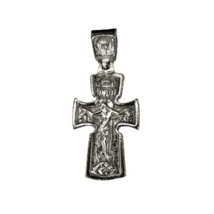 cross crucifix St Peter Orthodox slavic