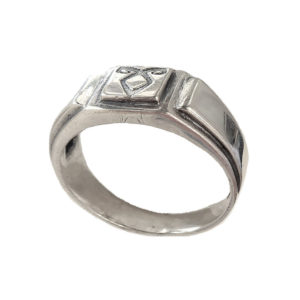 Signet ring men 1404