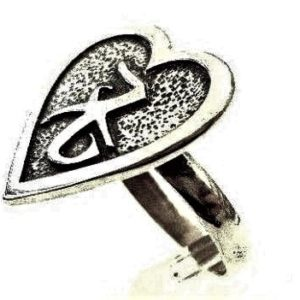 Love Rune ring The Mortal Instruments