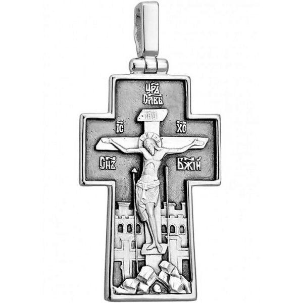 crucifix arhangel Michael cross