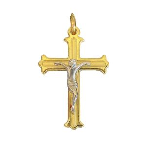 cross crucifix Flore Catholic