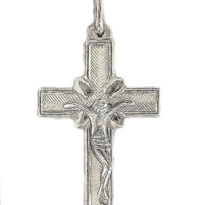 Cross crucifix Lorraine catholic