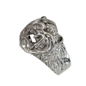 Ring men Lion small head