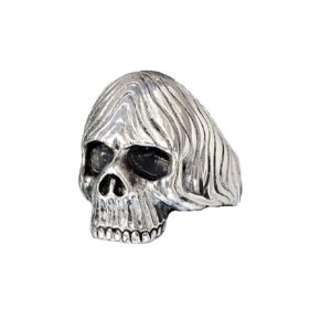 Ring men Gothic Dead Head