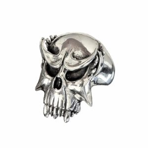 Ring men Scull Alien