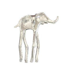 Pendant Salvador Dali the elephant