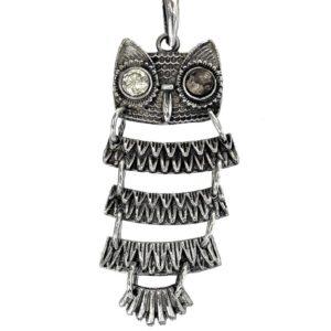 Pendant Large Owl