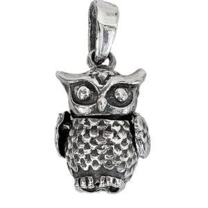 Pendant Small Owl