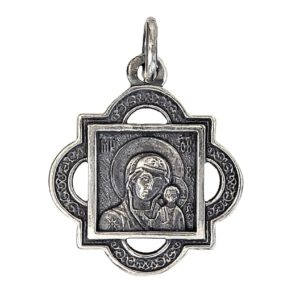 icon Holy Virgin 223 Orthodox christian pendant