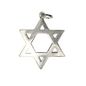Magen David Pendant j2114 Judaica star