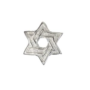 Magen David Pendant j2098b Judaica star