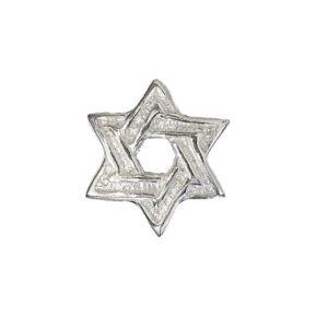 Magen David Pendant j2098b Judaica star
