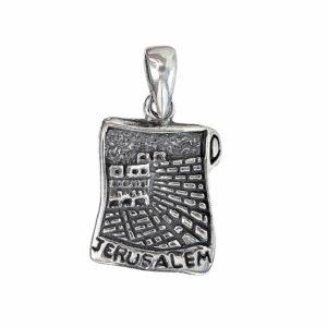Pendant symbol JERUSALEM j2108b