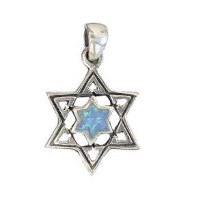 Magen David Pendant M4 Judaica star
