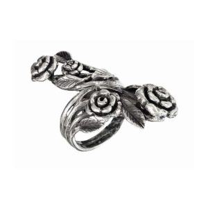 Ring women Roses Flowers 1568