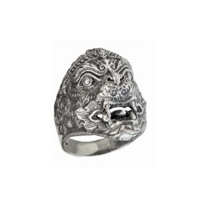 Signet ring men Thai Dgon M50