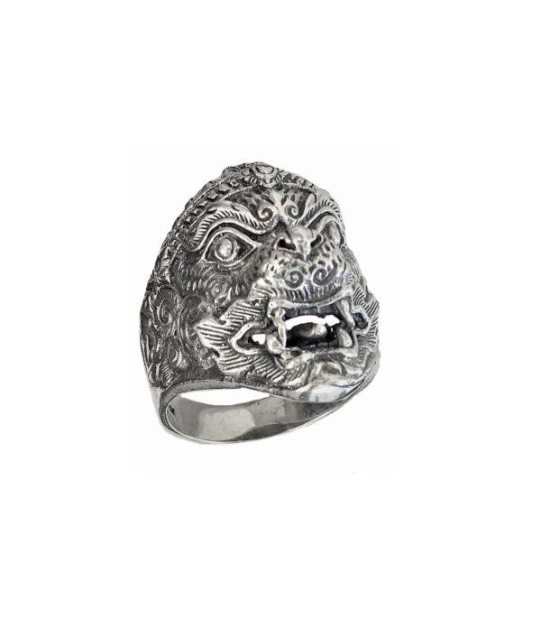 Signet ring men Thai Dgon M50