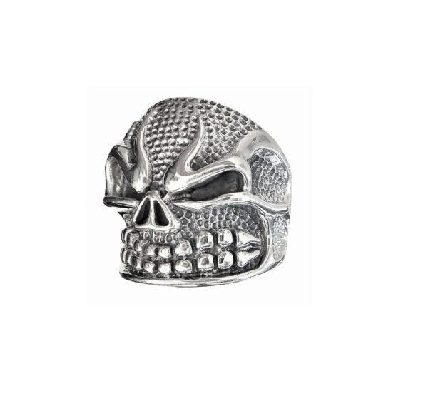 Ring men skull Exotic devil 1582