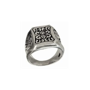 signet ring men ornament 1586