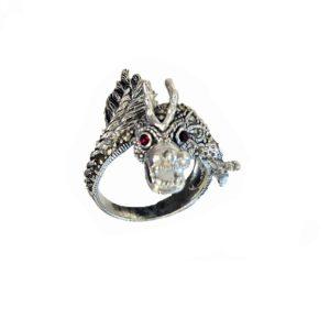 Ring women Dragon 1569