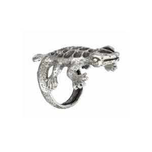 Ring unisex Large salamander M35