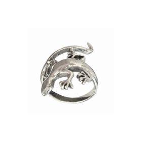 Ring women Small salamander 1581