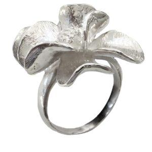 Ring Women Flower