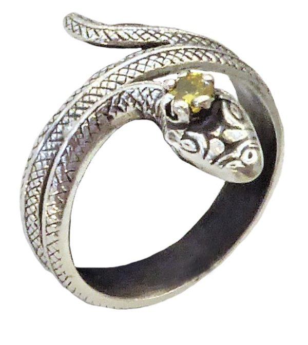 Ring Women Queen Snakes