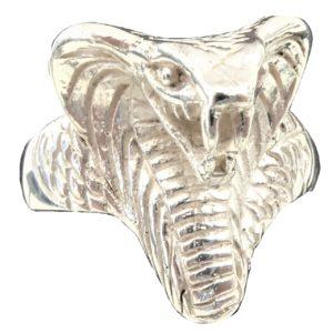 Ring men Cobra head