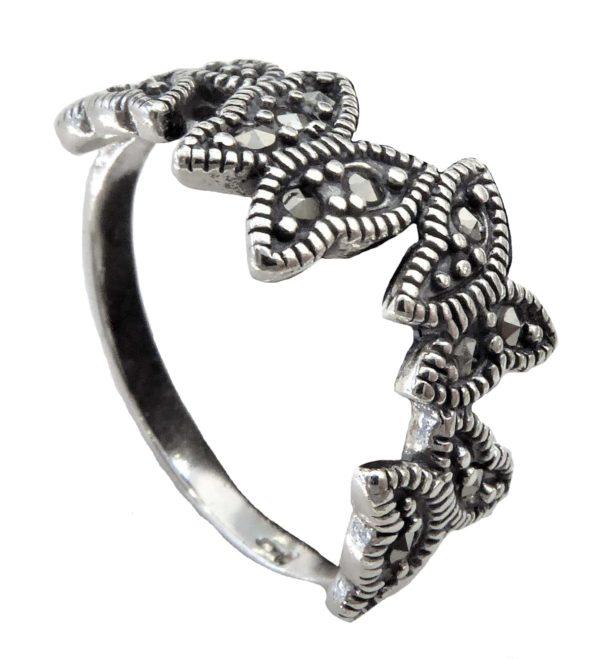 Ring Women 4 Butterflies