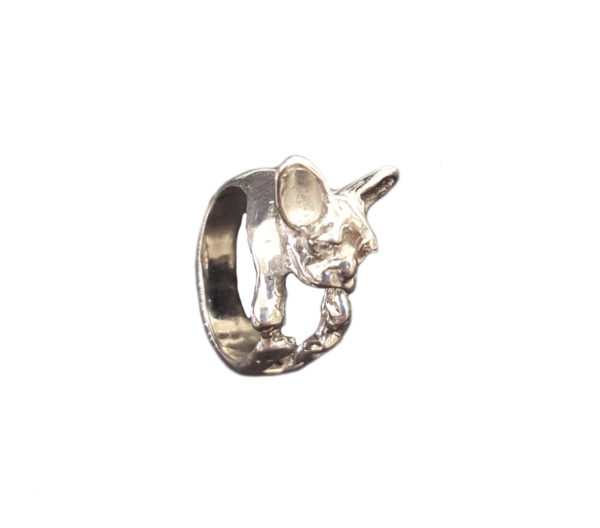 French Bulldog Ring Unisex